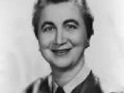 Miss Frances Horwich