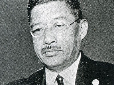 Tanomogi Keikichi