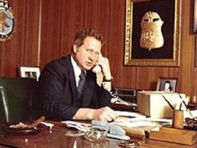 Ted Gunderson